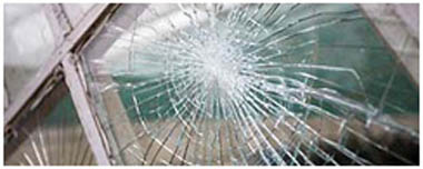 Risley Smashed Glass